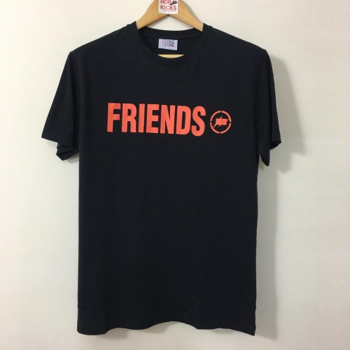 Fragments X Vlone Tee Black [HOP Batch]